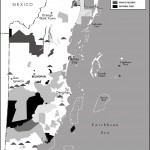 Map of Belize's Protected Areas