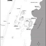 тулум археологическая зона на карте