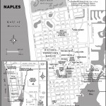 Map of Naples, Florida