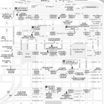 Map of Downtown Savannah Sights