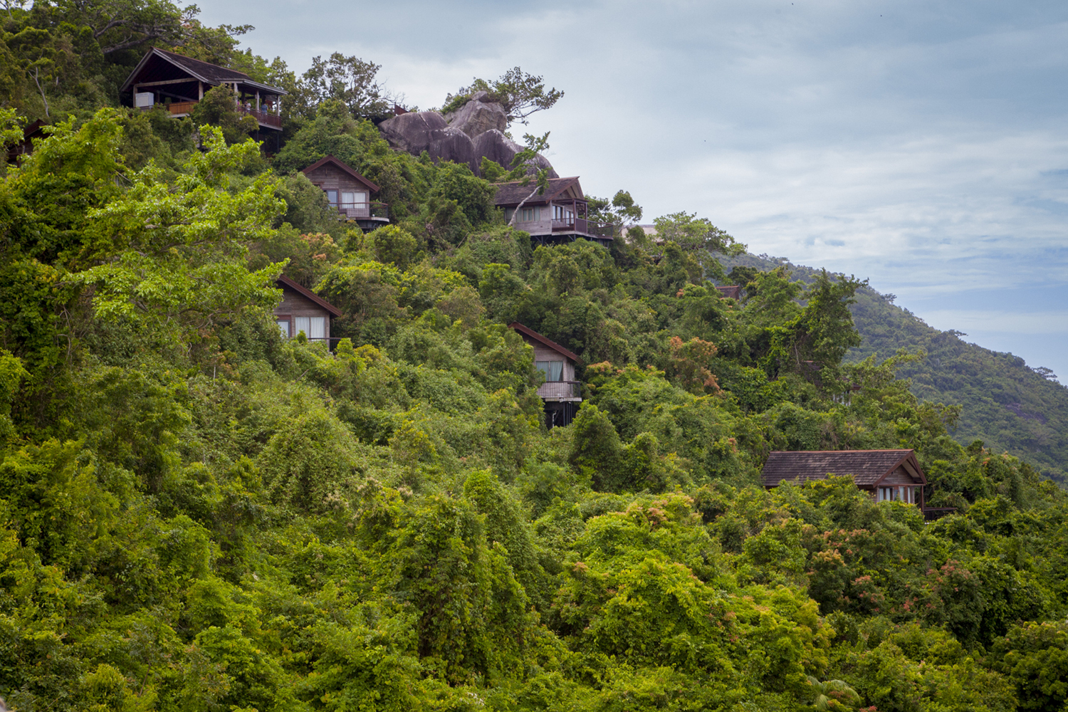 Nestled into the jungle: Earthly Paradise. Image by Dora Whitaker / Lonely Planet