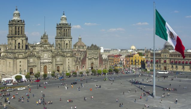 Exploring Mexico City's Zocalo