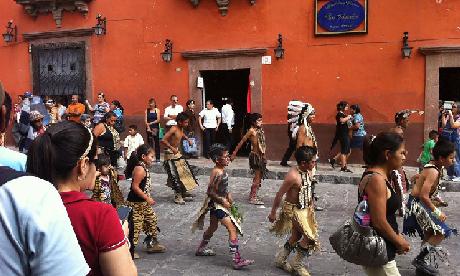 Street carnival, Mexico (Marie Javins)