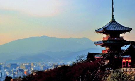 Temple in Kyoto (TalkingDumb)