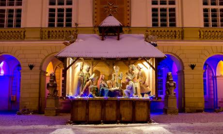 Lviv, Ukraine, is a great spot for a festive break (dreamstime)