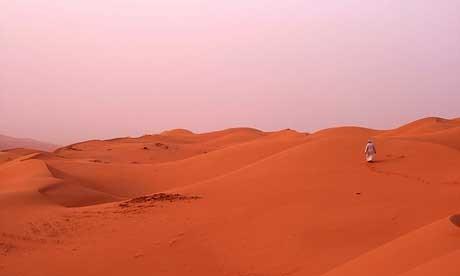 How to have a desert adventure in Oman (Flickr: Christopher Eden)
