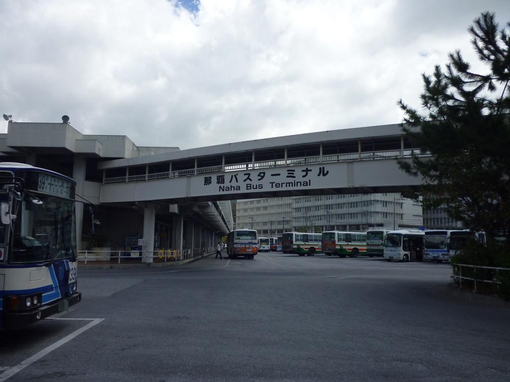 Naha Bus Terminal