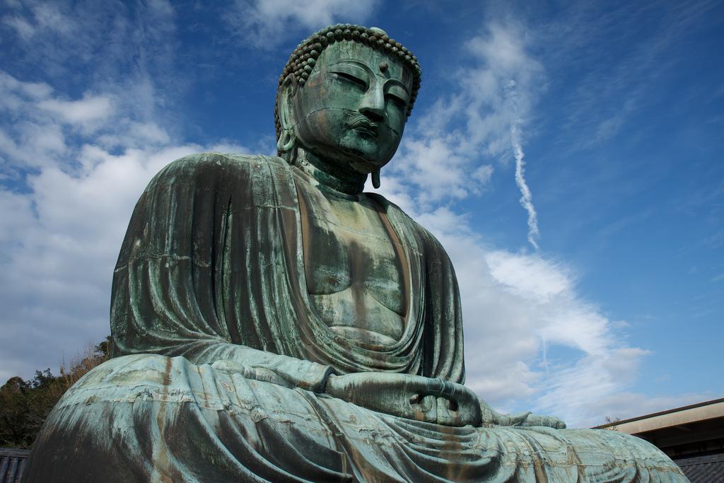 Daibutsu Buddha, Kamakura