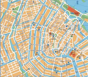 Rough guide to amsterdam | isle of holland.