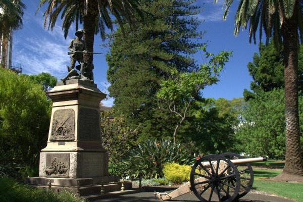 kinds park war memorial
