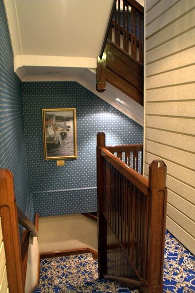 miss maud stairs