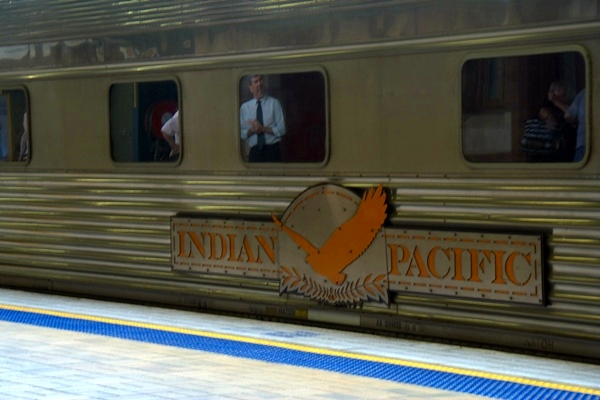 The Indian Pacific Railway: Brief History_Australia