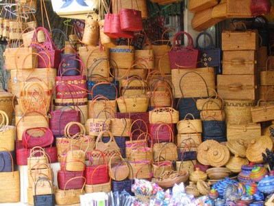 Photo Of The Day Balinese Handicrafts Indonesia