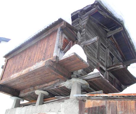 Zermatt Shack