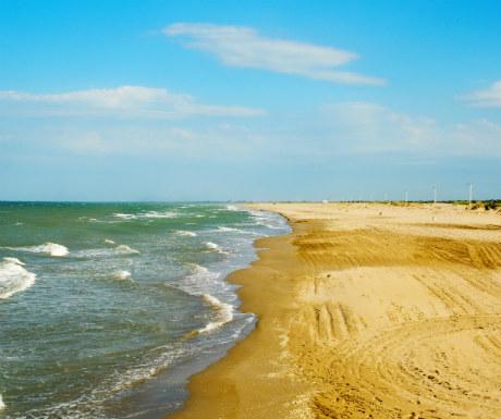 Delta Ebro beaches