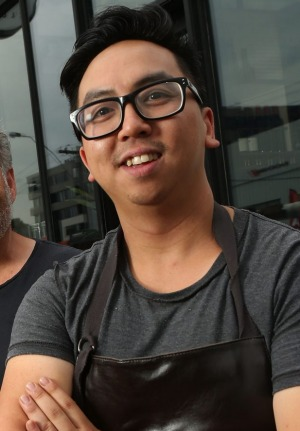 Franky Pham's favourite restaurant in Vietnam is Cuc Gach Quan, a restaurant designed to look like an old home.