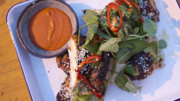 Vungatau grilled organic chicken