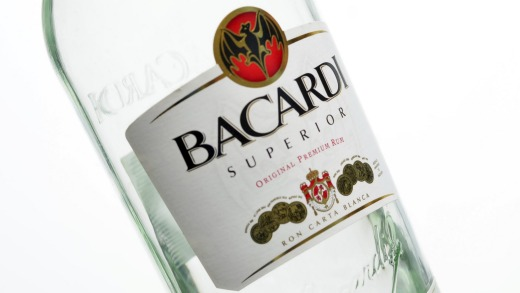 Bacardi is a famous Cuban export, but hasn't been made in Cuba for a long time.
