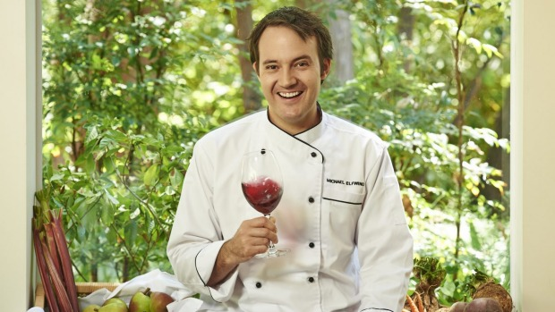 Chef Michael Elfwing.