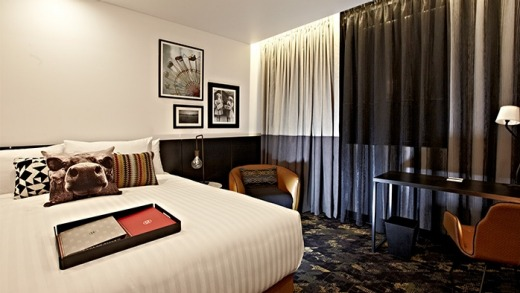 Rydges Fortitude Valley is the latest hotel to open in Brisbane, and embraces the heritage of its location - the heart ...
