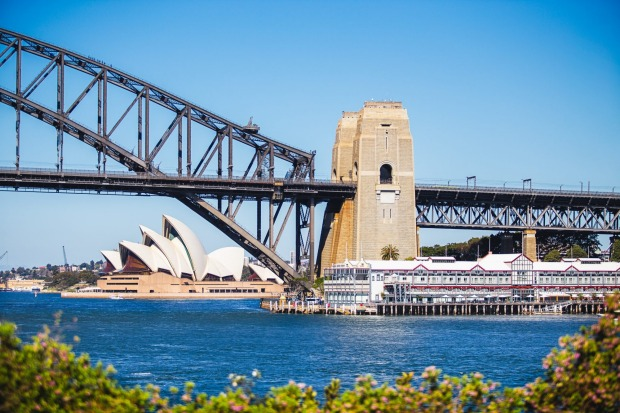 Pier One Sydney Harbour is located right next to the Sydney Harbour Bridge.