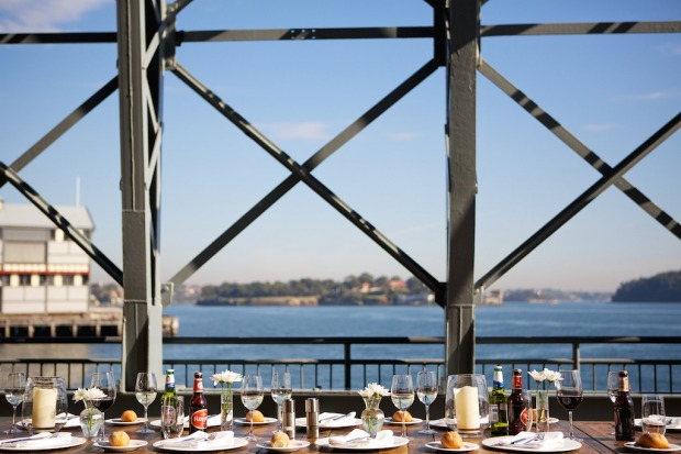 Pier One offers one of the most beautiful locations in Sydney