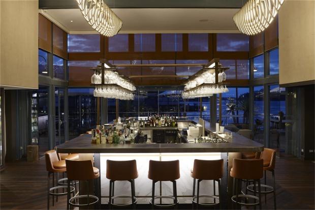 The hotel's Gantry Bar.