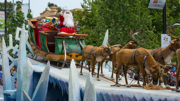 Adelaide's annual Christmas Pageant will be held on Saturday, November 14.