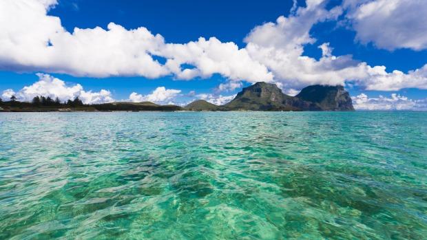 Lord Howe Island, water, ocean, island