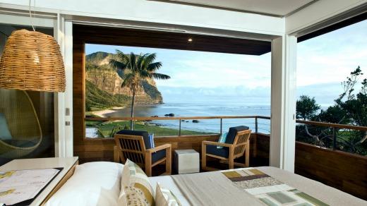 Capella Lodge's nine suites all have amazing views.