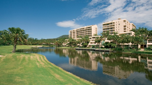 Great for families: Novotel Pacific Bay Coffs Harbour Resort.