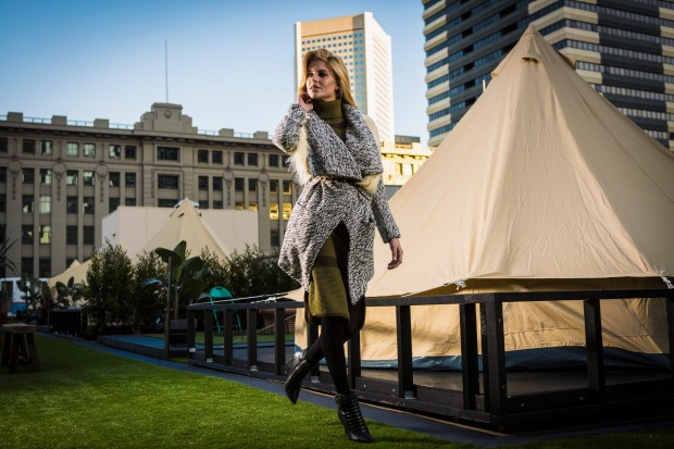 Melbourne's newest accommodation option is St Jerome's - The Hotel, a rooftop camping option in the CBD.