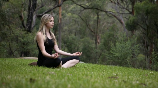 Tranquility: Billabong Retreat emphasises relaxation and de-stressing rather than boot-camp discipline.