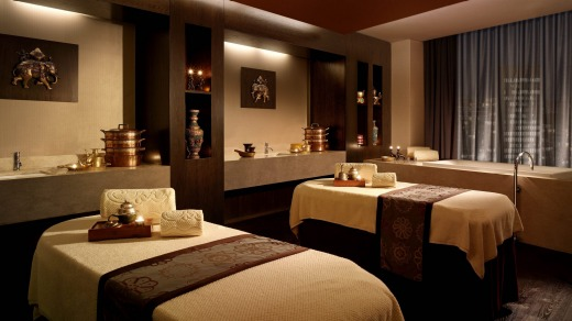 The Spa Suite.